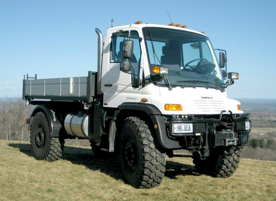 New Unimog For Sale Usa >> 2005 Unimog U500 Tipper